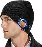 Bluetooth Beanie Strickmütze