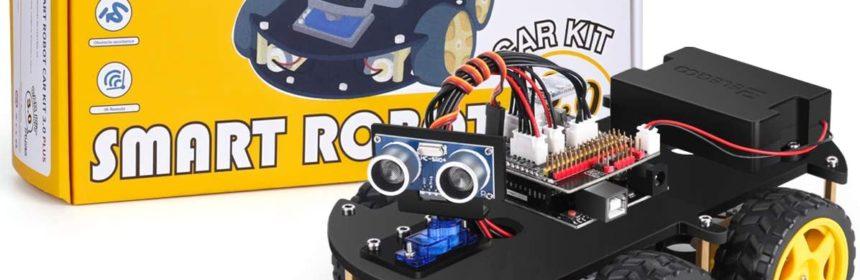 Elegato Smart Robot Car Kit 3.0