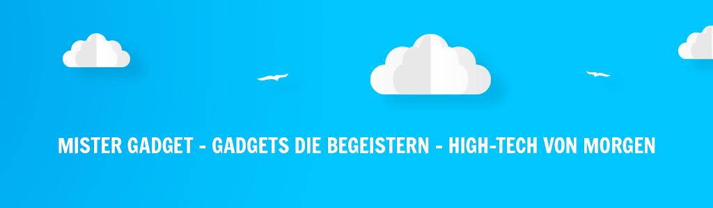 Banner Mister Gadget
