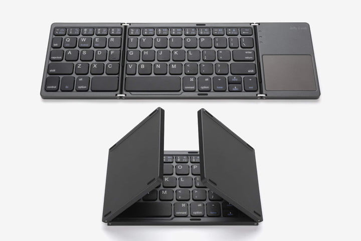 tragbare technische Gadgets - Jelly Comb Bluetooth-Tastatur