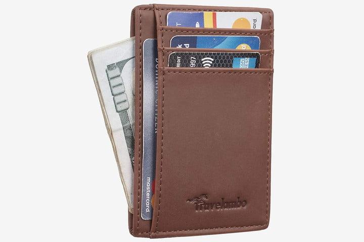 tragbare technische Gadgets RFID-Brieftasche