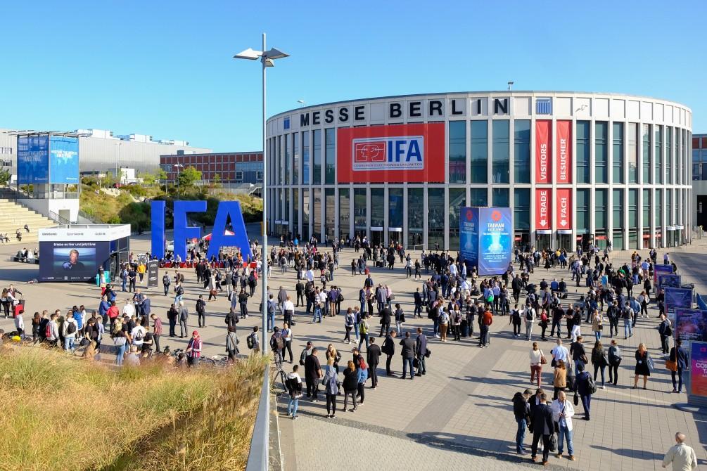 Die IFA Tech Expo wird nächsten Monat in Berlin stattfinden