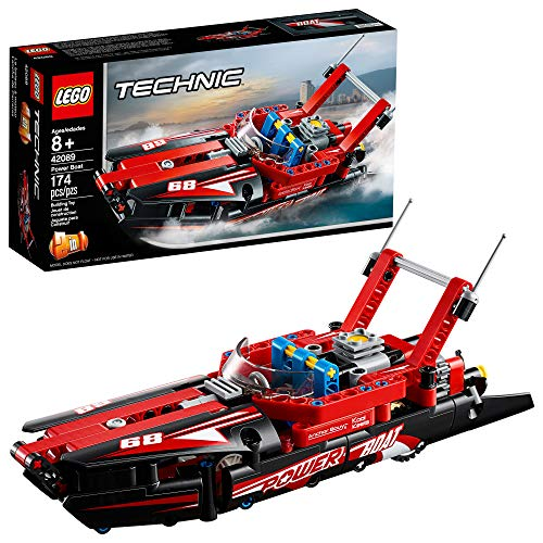 LEGO Technic Motorboot 42089 Bausatz (174 Teile)