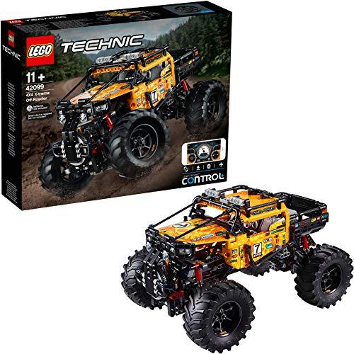 LEGO Technic 4x4 X treme Off-Roader 42099 Bausatz (958 Teile)
