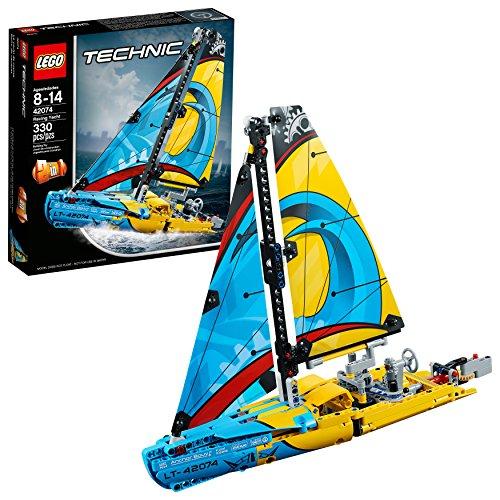 LEGO Technic Rennyacht 42074 Bausatz (330 Teile)