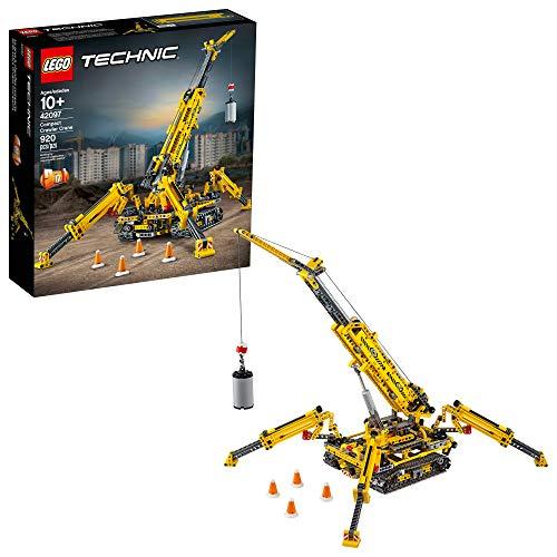 LEGO Technic Compact Raupenkran 42097 Bausatz (920 Stück)