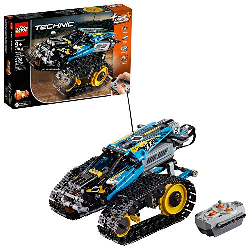 Bild des LEGO Technic ferngesteuerten Stunt Racer 42095 Baukastens (324 Teile)