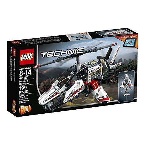LEGO Technic Ultraleicht-Hubschrauber 42057 Advance Bausatz
