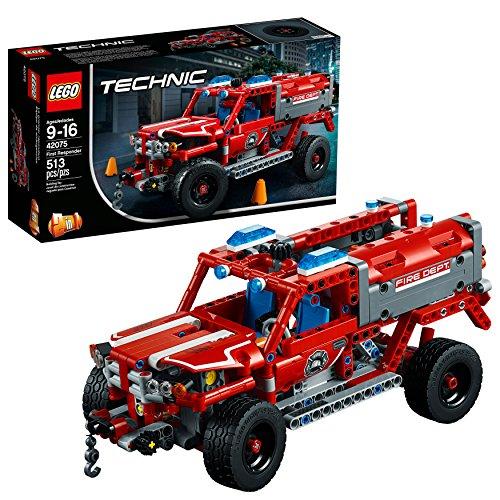 LEGO Technic First Responder 42075 Bausatz (513 Teile)